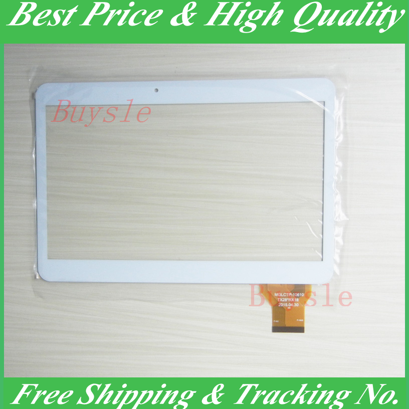 1PCS New 10.1'' inch Tablet PC handwriting screen MGLCTP-10610 TX28*<font><b>RX18</b></font> Tablet PC Touch screen digitizer sensor panel Repair image