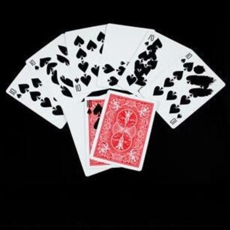free shipping fast card printing super print cards magic
