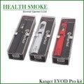 100% Оригинал Kanger EVOD Pro Все-в-Одном для MTC Комплект с Топ-заполнения Дизайн 4 мл бак подходит для Батареи 18650