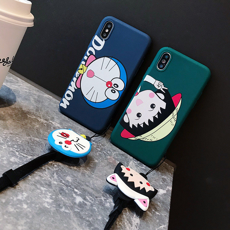 For iPhone XR cartoon Candy case for iphone XS Max X 8