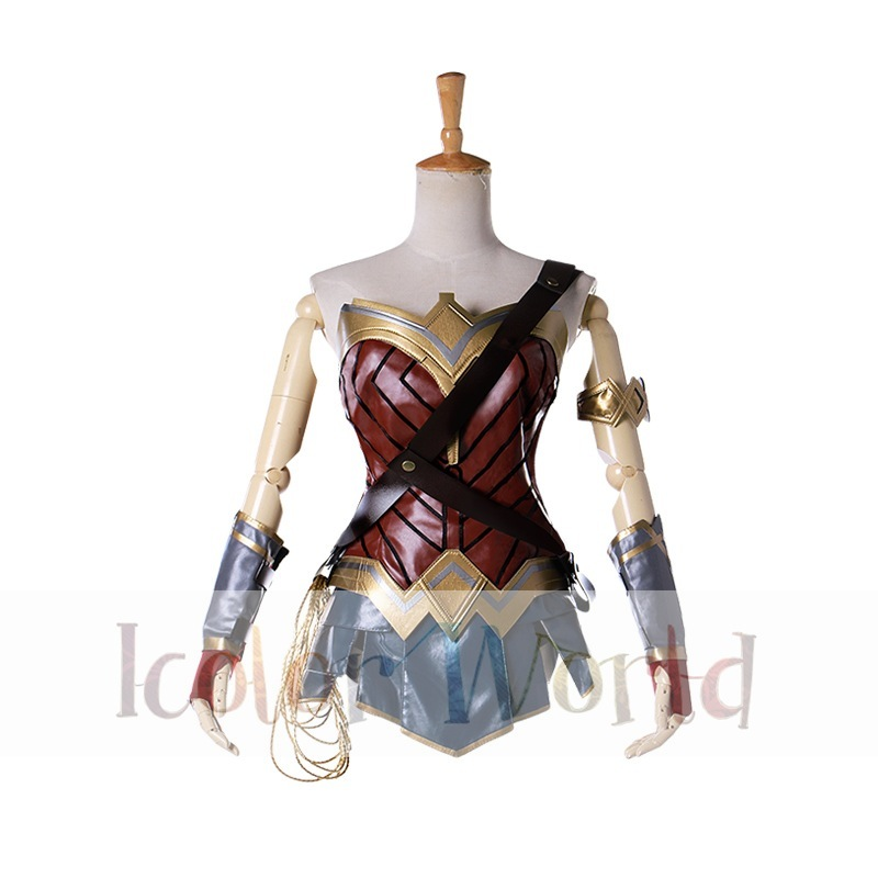 Hot Sale Wonder Woman Cosplay Costume Superwoman Costume -6869