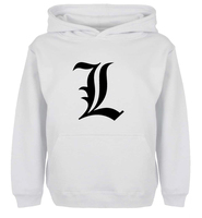Unisex Fashion Anime Death Note Symbol Design Hoodie Men S Boy S Women S Girl S