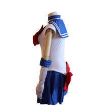 2017 New Arrival Sailor Moon Costume Cartoon Movie Sexy Women's Costume Cosplay For Girl Halloween Party Dress Custom Made