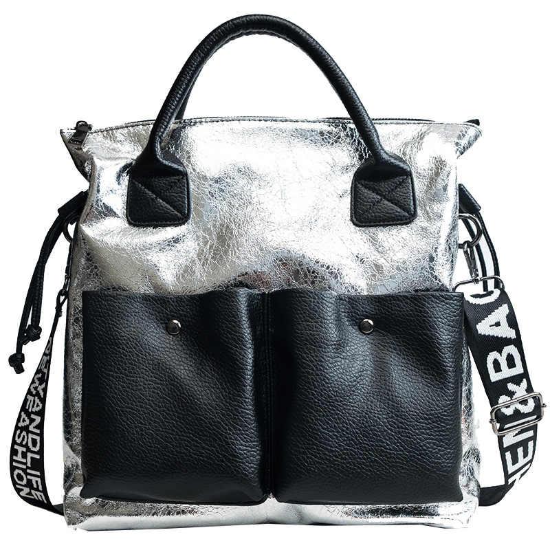 9e939348d434 Женская сумка женская качество искусственная кожа Сумка женская большой  через плечо сумка женская большая сумка моды