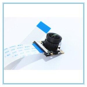 Image 3 - Módulo de cámara Raspberry Pi lente gran angular de enfoque ajustable de 222 grados con LED infrarrojo compatible con visión nocturna OV5647 para RPi