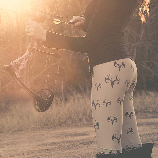 Warm Original Printed Leggings