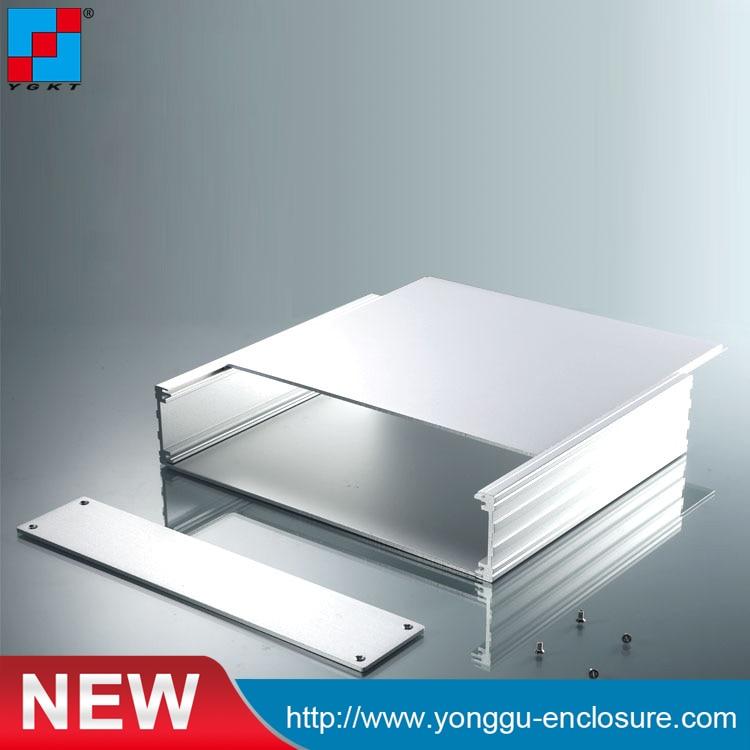 270*56-235 mm (W-H-L)aluminum instrument enclosure aluminum box enclosure case enclosure for pcb 215 52 263 mm w h l aluminum extruded enclosures housing project box case