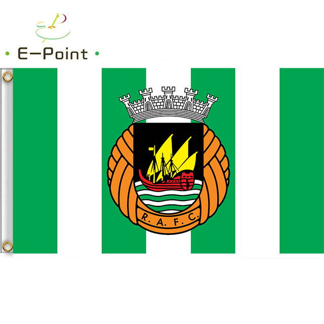 Portugal Rio Ave FC 3ft 5ft (90 150cm) Size Christmas Decorations for Home  Flag Banner Gifts dc590b611a4