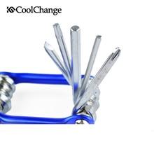 CoolChange Multifunction Bicycle Repair Tool