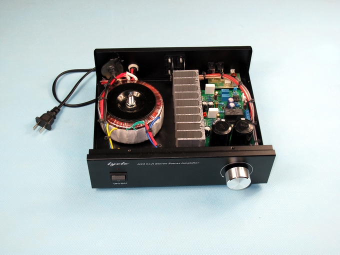 60w Car Audio Amplifier Circuit Using Tda2822m