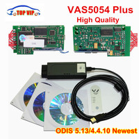 VAS5054A Plus OKI Full Chip ODIS V4.4.10 Bluetooth OBD Diagnostic Tool VAS 5054A 5.13 Auto Scanner For V W Cars