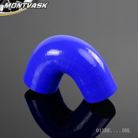 Silicone 135 Degree Elbow Transition Hose 2.5''/64mm - 3
