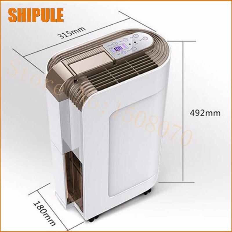 Hot Koop Draagbare Mini Ontvochtiger Elektrische Rustige Lucht ...