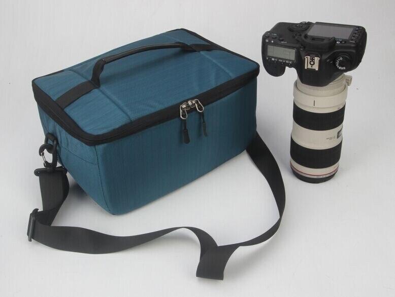 Partitie camera gevoerde tas bescherming insert handtas voor
