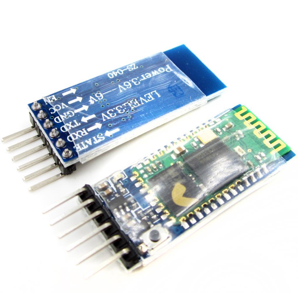 HC-05 Wireless <font><b>Bluetooth</b></font> RF Transceiver Module serial <font><b>RS232</b></font> TTL Integrated Circuits Board <font><b>rs232</b></font>