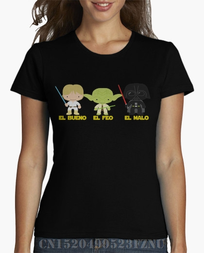 2017 Summer best sell women's t shirt <font><b>The</b></font> <font><b>Good</b></font>, <font><b>the</b></font> <font><b>Ugly</b></font> <font><b>and</b></font> <font><b>the</b></font> <font><b>Bad</b></font> Short Fashion Knitted 3d S-XXXL