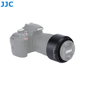 Image 2 - JJC Camera Lens Hood for Nikon AF P DX NIKKOR 70 300mm f/4.5 6.3G ED VR/AF P DX NIKKOR 70 300mm  f/4.5 6.3G ED replaces HB 77