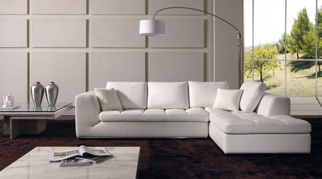italy leather corner sectional sofa,l shaped sofa designs,sofas para sala  8250
