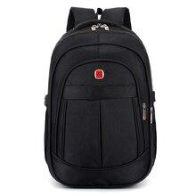 Multifunctional 16″ Waterproof Versatile Laptop Male Backpack Schoolbag Men Travel Bag Rucksack Notebook Boy Computer Bag 8158