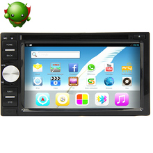 Android 5.1 HeadUnit 4-Core 2Din SD Stereo Map Car DVD Navigator System RDS Radio Auto GPS EQ Autoradio Touch Screen