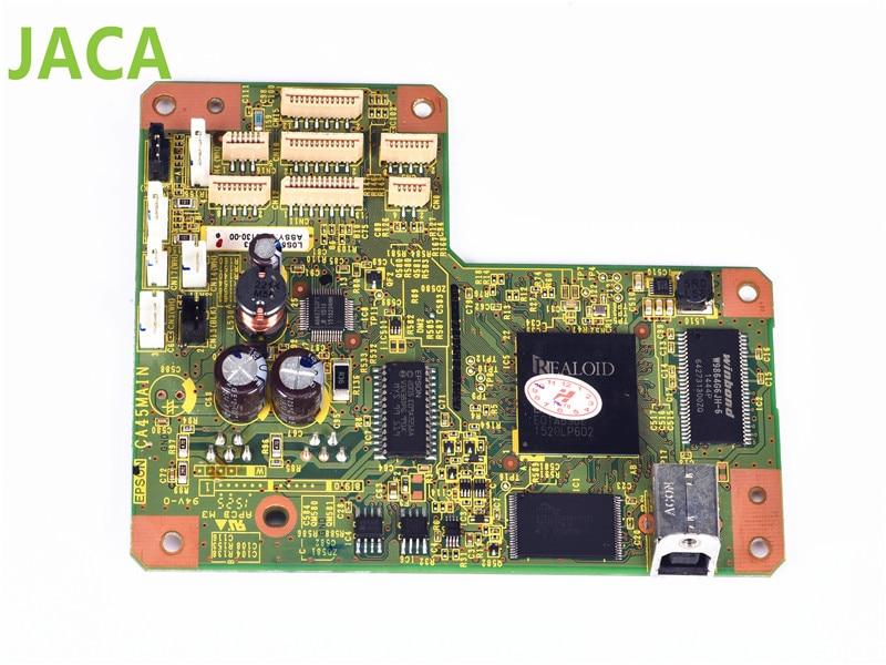 Tear down Original Formatter Board logic Main Board MainBoard mother board for Epson L800 L801 R280 R290 A50 T50 P50 T60 printer original cc03main mainboard main board for epson l455 l550 l551 l555 l558 wf 2520 wf 2530 printer formatter board