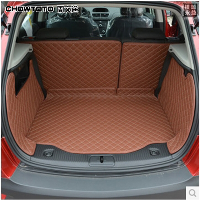 Chowtoto Aa Special Trunk Mats For Opel Mokka Car Trunk