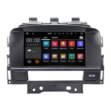 Touch screen double din android 5.1 car dvd player for Opel Astra J  with Bluetooth Steering Wheel Control RDS SWC 3G WIFI