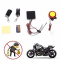 Remote Control Engine Start 12V Anti-theft Security Alarm System Motorcycle Bike