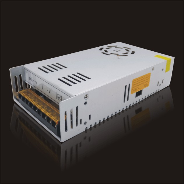 AC 110V/220V to DC 24V 15A 360W Voltage Transformer Switch Power Supply for Led Strip Led Display Led control Led switch