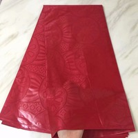 cheap price african bazin riche lace fabric elegant style getzner lace fabric 5yards/piece for dress f16oc291