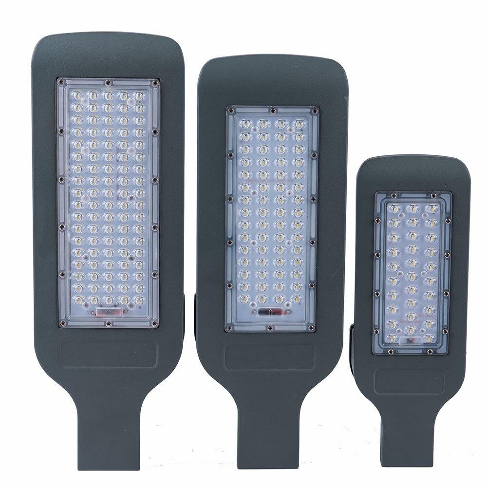 Алюминий светодио дный уличный фонарь открытый 120 градусов светодио дный свет дороги с 30 Вт 60 Вт 80 Вт уличном фонарном IP65 уличный светодиод