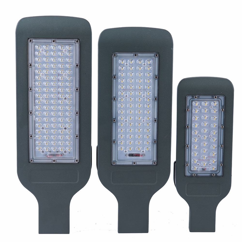 Aluminum led street lamp outdoor 120degree led road light with 30W 60W 80w street light IP65 streetlight led