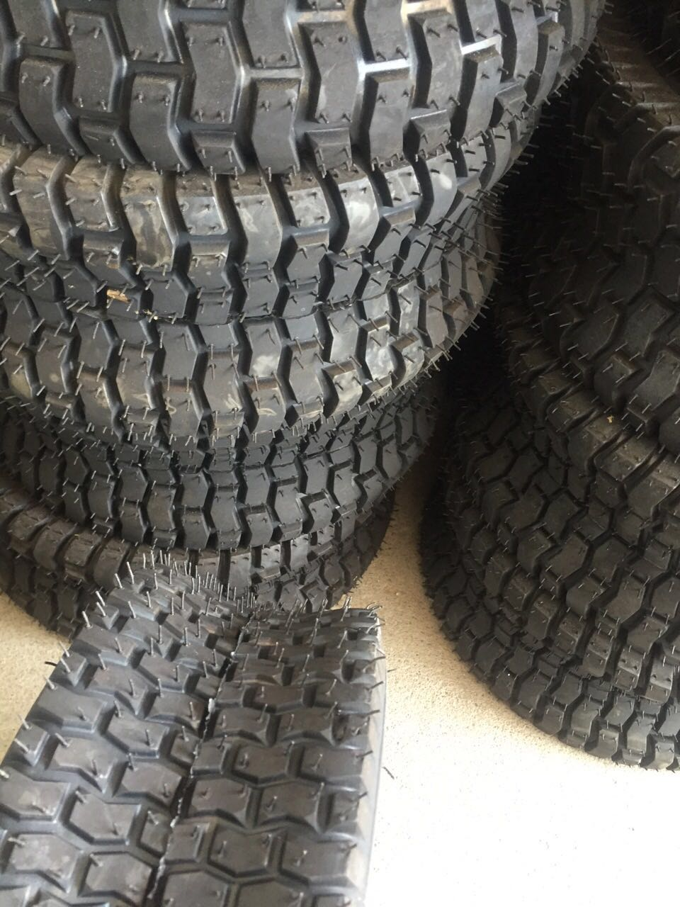US $31 87 6% OFF|Tubeless Tire 13x6 50 6 for ATV QUAD Golf Buggy Mower Go  kart Lawnmowers-in Scooter Parts & Accessories from Sports & Entertainment