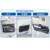 Acessórios do carro dos desenhos animados mickey mouse preto em relevo couro pu bolsa multiuso armazenamento/luva/saco de detritos/bolsa wd-356