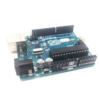 New And Original Arduino UNO R3 ATMega328P ATMEGA16U2 With Cable Official Genuine