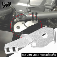 CNC Motorcycle Side Stand Switch Protector Guard Cover Cap For BMW R 1200 GS 1200GS R1200GS LC Adventure 2014-2017 2016 2015 yowling motorcycle accessories side stand switch protector guard cover for bmw r1200gs r 1200gs lc r 1200gs adv 2014 2017