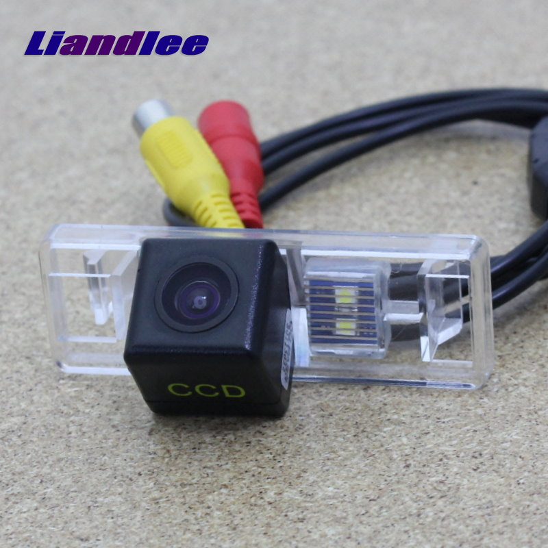 Liandlee For Citroen DS5 DS 5 2011~2015 Ultra HD Wide-Angle 170 Night Vision CCD Waterproof Reverse Backup Rear Camera