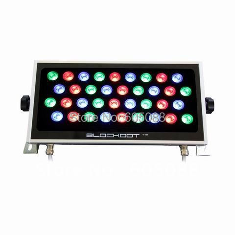 2016 IP65 45w outdoor rgb Edison led wall washer light rgb/w/r/g/b DC24v CE&ROHS ideal for landscape lighting 2pcs/lot promotion