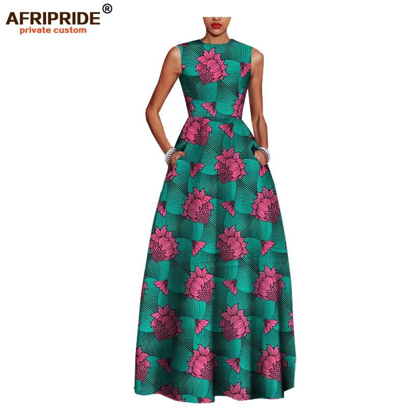 discount dresses cotton AFRIPRIDE