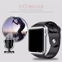 Smart Watch Digital Wrist with Camera Bluetooth Wristwatch SIM Card
