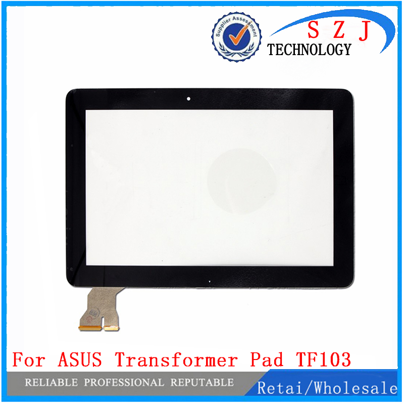 New 10.1'' inch tablet case for ASUS Transformer Pad TF103 TF103CG Touch Screen Panel Digitizer Glass Replacement Free shipping new 10 1 inch case for asus memo pad me103 k010 me103c touch screen digitizer glass panel sensor mcf 101 1521 v1 0 free shipping
