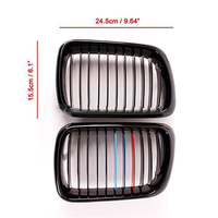 Grille For BMW E36 M3 3 Series 97 99 Ultra Lightweight High Quality Practical
