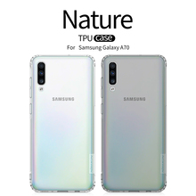 For Samsung Galaxy A70 Case NILLKIN Ultra Thin Slim TPU Fitted Cases Cover