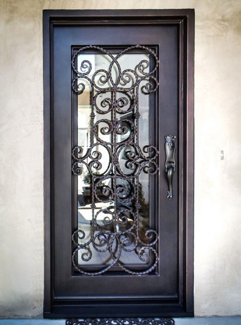 wrought iron exterior doors. Custom 72\ Wrought Iron Exterior Doors