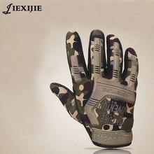tactical gloves full finger army gloves antiskid microfiber