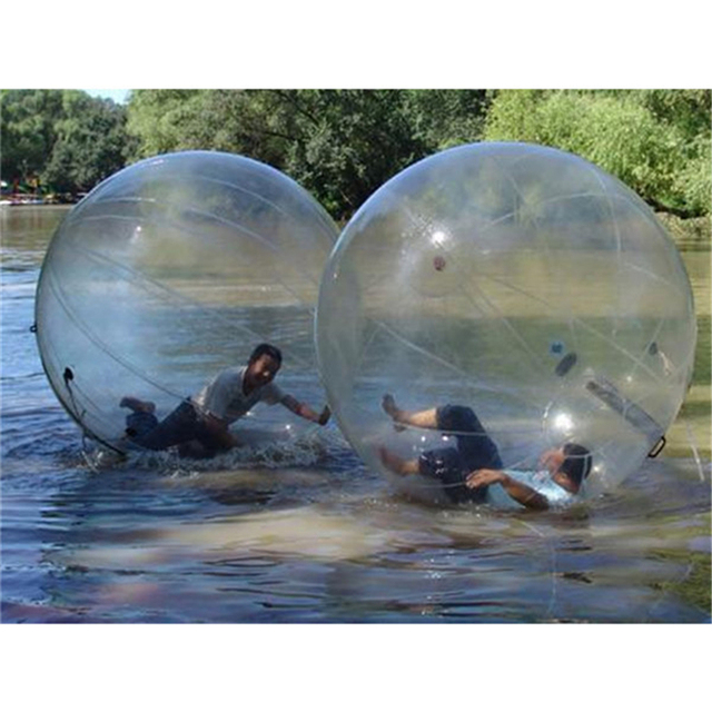 New Toy 2018 Human Bubble Ball Inflatable Walk On Water Ball For ...