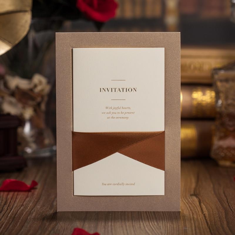 Free shipping New Wholesale 25pcs/lot elegant wedding invitation ...
