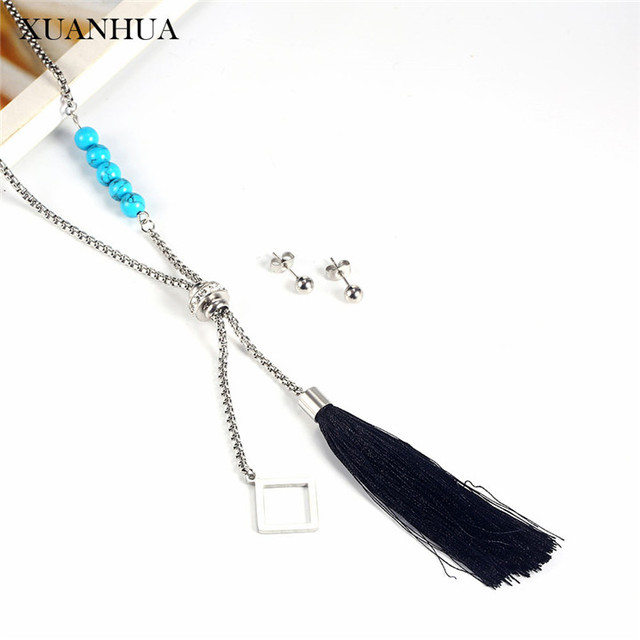 XUANHUA Charm Necklace...