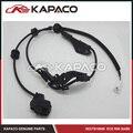 Nova Auto Peças Traseiro Direito ABS Da Roda Sensor de Velocidade Para Toyota Yaris Vitz 08-12 Vios 89516-0D110 895160D110