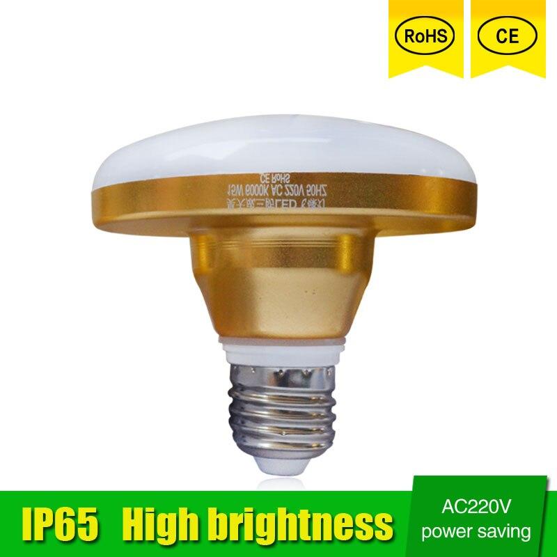 NEW UFO led light E14 E27 led lamp 15W 20W 24W ac 220v 230v 36W 55W R80 R95 R125 led bulbs ip65 warm cold white light led e27 24w e27 corn light bulbs led primer bulb 24w ac 110v 220v warm white white